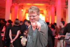 Fast Company Party - Robert Scoble