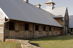 Stable at Serenbe, Georgia (Jessica Ellis) Tags: ranch atlanta horse georgia farm stable serenbe