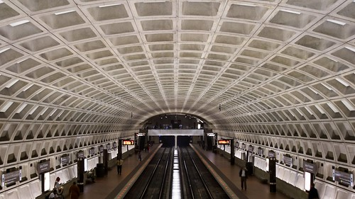 Metro, Washington DC, Metro Center