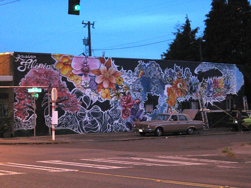 Seattle Mural (Beacon Hill)