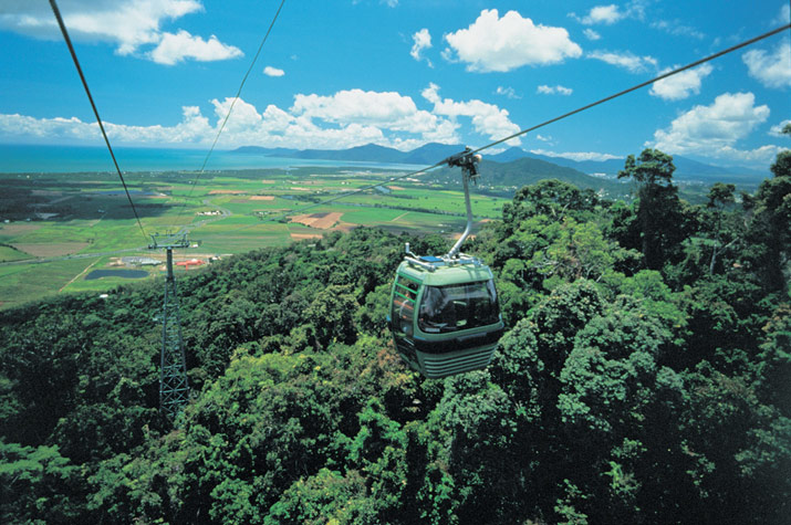 Cairns - Kuranda Village
