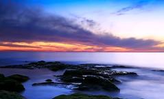 sunset in Tel-Aviv beach (Lior. L) Tags: sunsetintelavivbeach sunset telaviv beach landscape sea seascapes