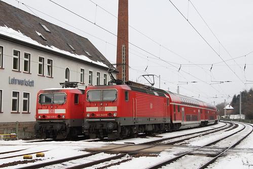 DB Regio 143 943-9 AW Trier