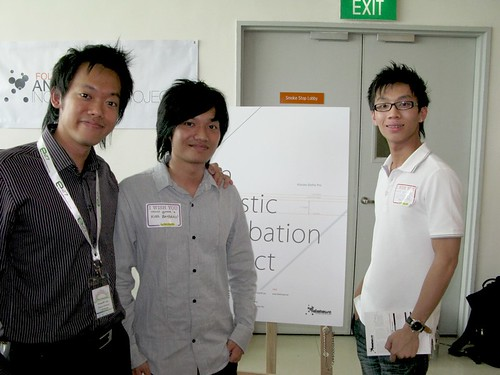 The boys from Foliohouse.