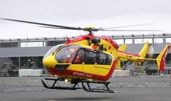 16 MAI 2009 / ARRIVEE ALOUETTE III / MUSEE DE L'AIR ET DE L'ESPACE LE BOURGET (famille.sebile) Tags: concorde conference pilot pilote lebourget ec145 dugny alouetteiii securitecivile andreturcat eurocoptere museedelairetdelespace