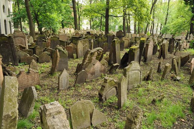 Antiguo Cementerio Judio