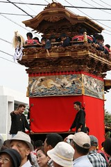 dashi (float) (Steve-kun) Tags: festival japan culture jp nagoya float aichi dashi flickrcom handa stephendraper  templesshrinescastlesofjapan stevedraperpictures draperphotography stephendraperphotography  flickrjp flickrflickr jpcom