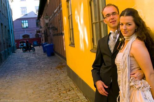 Jeannette & Magnus Part 3 - Together