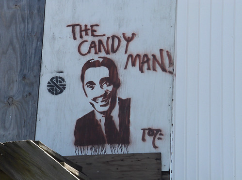 the candy man...