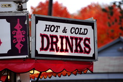 hot & cold drinks