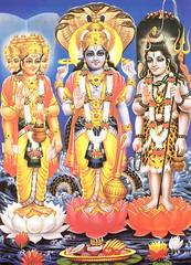 Goden in het hindoeïsme