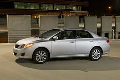 2009 Corolla XLE
