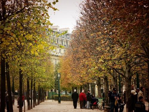 un samedi d'automne