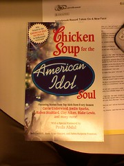 """Chicken Soup for the American Idol Soul"""