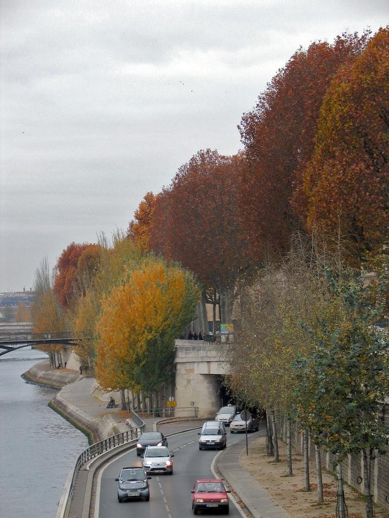 Novembro em Paris