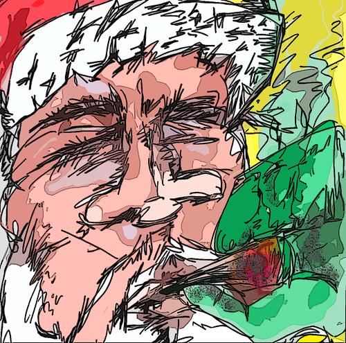 stoner santa