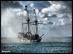 pirates of the caribbean (e.nigma no more!) Tags: sea skyscape pirates caribbean soe piratesofthecaribbean galleon supershot seascpae naturesgallery anawesomeshot aplusphoto superbmasterpiece explore238 diamondclassphotographer ostrellina