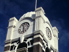 Clocktower in New Plymouth
