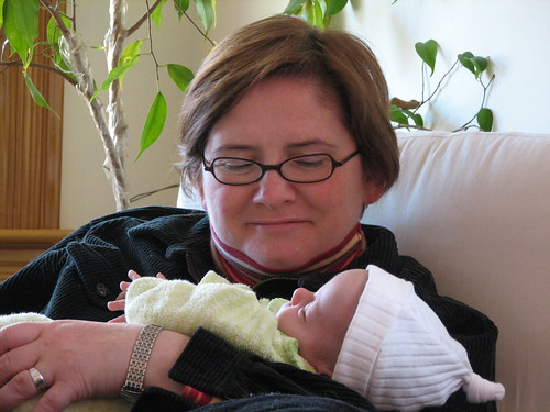 suzanne with eli