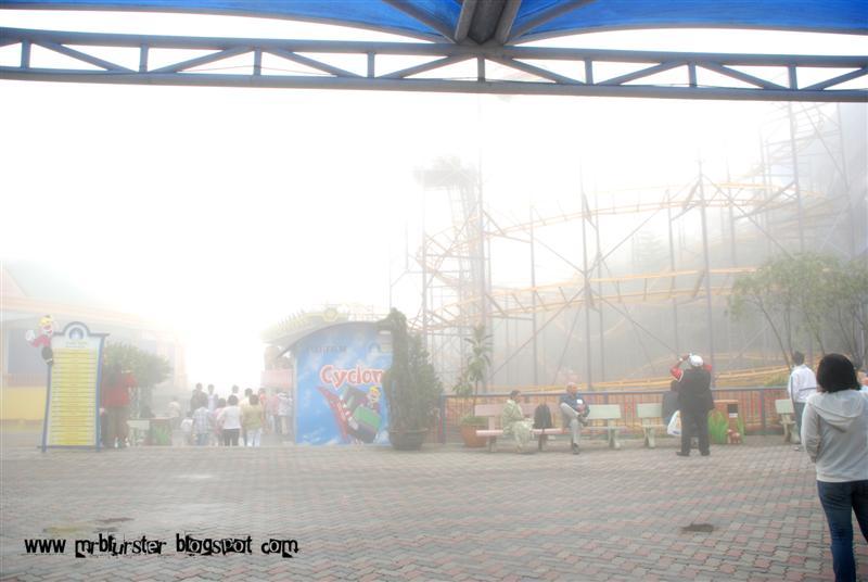 Foggy Genting