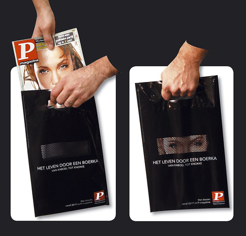P-Magazine Burkazak