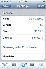 Contra Sense Update1.3