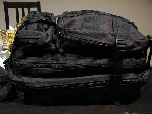 Old bag - Zitteli Z1 MOLLE Pack