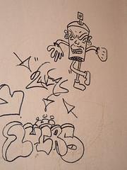 San Telmo- Argentina (srsandaria) Tags: grafitty