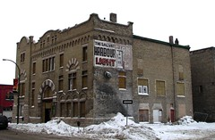 Former Salvation Army Citadel