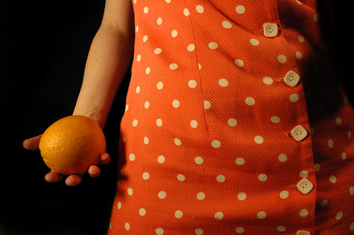 Day Sixty: Orange