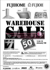 1201 fujihome warehouse sale malaysia