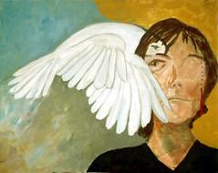 Dream Of Flying (reikopm) Tags: acrylic jan dream 2008 arttherapy soulcard dreamofflying
