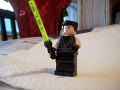 Oh so emo luke (Gabbey Road J-Walker) Tags: lego luke emo