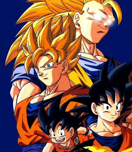 dragon ball gt goten. dragon ball gt goten. the