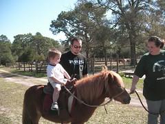 Riding Chloe