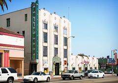 Max Factor Building (1935), 1660 North Highland Avenue, Hollywood, California (lumierefl) Tags: california usa architecture losangeles officebuilding hollywood northamerica artdeco cosmetics regency lumierefl sminor