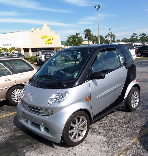 Poncho, The little car with a big heart.