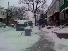 Zima w NYC (Monika & Krzysztof Gallery) Tags: snieg zimawnyc