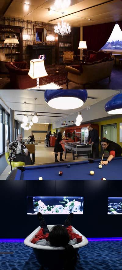 google office zurich. Google Office - Zurich