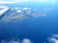Oahu by Air