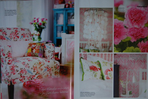 sovrum i rosa