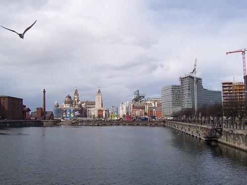 Liverpool Cityscape 003