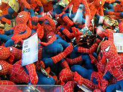 Tas de Spidermen