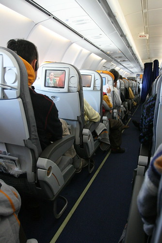 Avion Frankfurt - Osaka