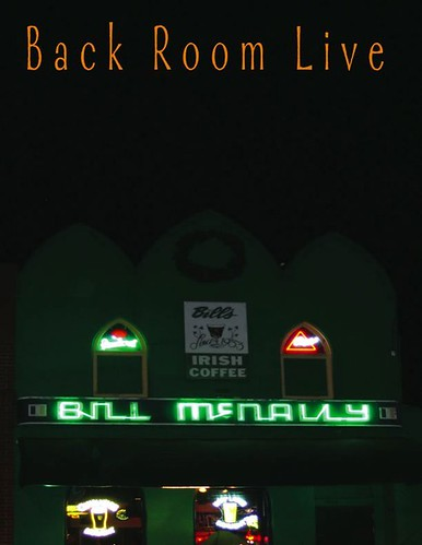 Back Room Live Life Long Press