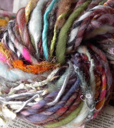 bundle handspun