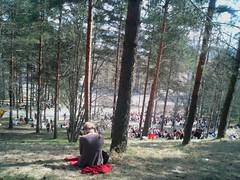 Harju (aaposiippainen) Tags: picnic jyväskylä piknik vappu harju jyy