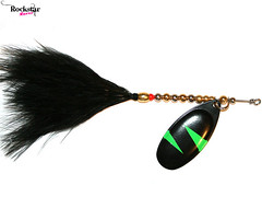 Slime Tiger (Rockstar Lures) Tags: fish fishing catch bait lure muskie pikefishing musky fishinglure pikenorthernpike