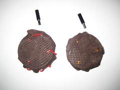 "o-pom leather covering <a style=""margin-left:10px; font-size:0.8em;"" href=""http://www.flickr.com/photos/45923842@N00/2480471333/"" target=""_blank"">@flickr</a>"