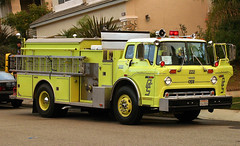 CA Office of Emergency Services Engine 222 (Code20Photog) Tags: california news ford fire topanga department oes ccab